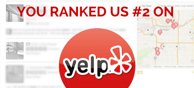 Vision Collision is #2 on Yelp